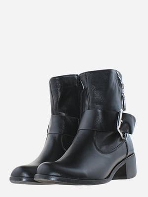 Ботинки черные   5662925