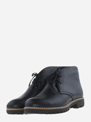 Ботинки черные   5662926