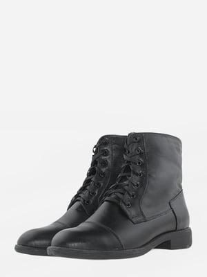 Ботинки черные   5662928