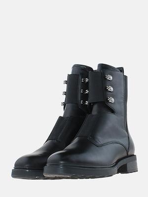 Черевики чорні | 5662938