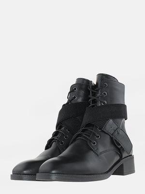 Черевики чорні | 5662946