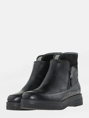 Черевики чорні | 5666506