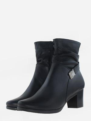 Ботинки черные | 5666571