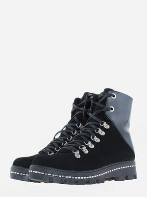 Черевики чорні   5666574