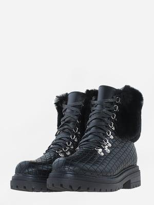 Ботинки черные | 5666575