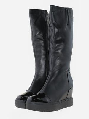 Чоботи чорні | 5666579