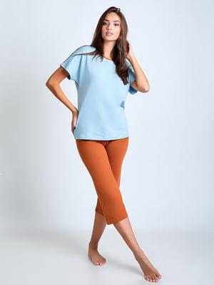 Комплект: футболка та бриджі | 5666615