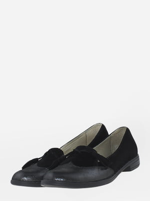 Туфлі чорні | 5656540