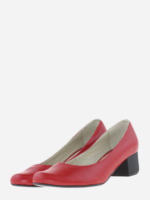 Туфлі червоного кольору | 5656543