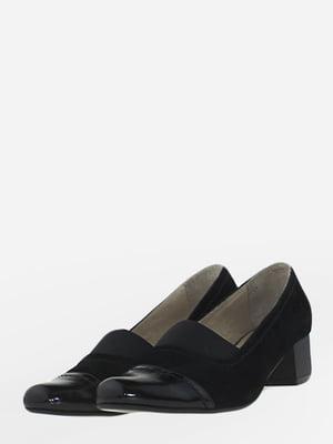 Туфлі чорні | 5656546
