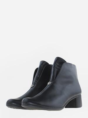 Ботинки черные | 5656568