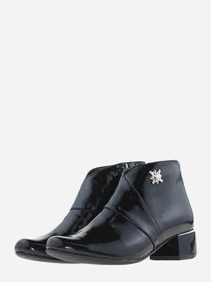 Ботинки черные | 5656573