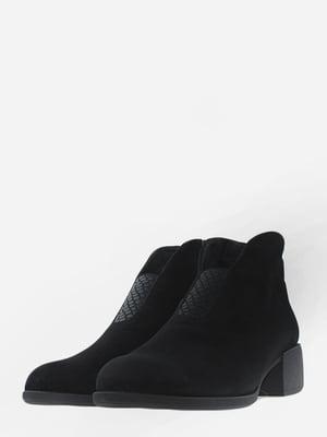 Ботинки черные | 5656576
