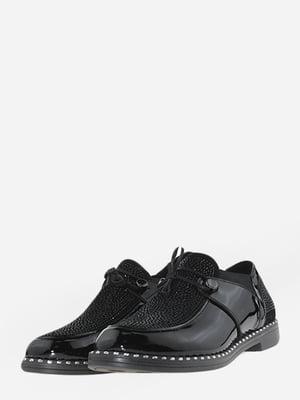 Туфли черные   5661186
