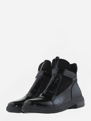 Ботинки черные | 5664274