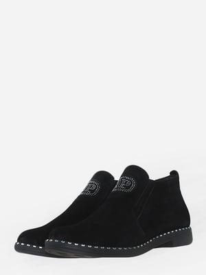 Черевики чорні | 5666511