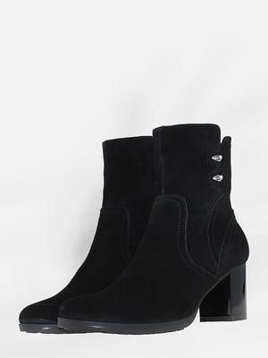 Черевики чорні | 5666512
