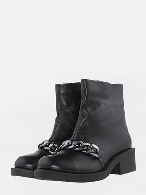 Черевики чорні | 5666513