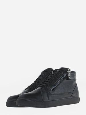Черевики чорні | 5666514