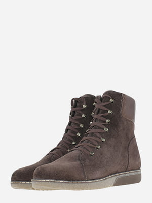 Ботинки коричневого цвета   5666516