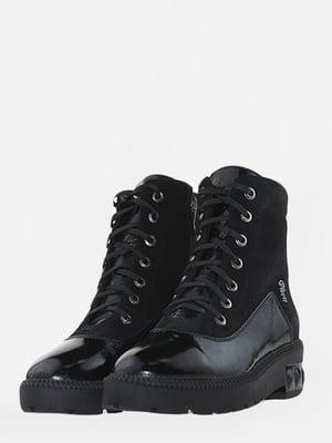 Ботинки черные | 5666517