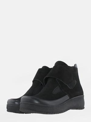 Ботинки черные   5666521