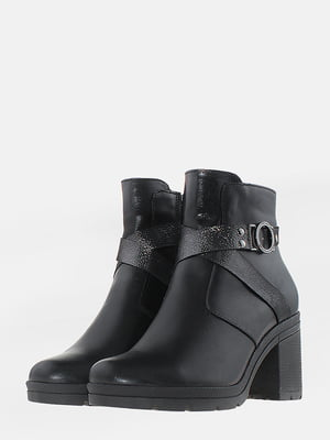 Черевики чорні | 5666522