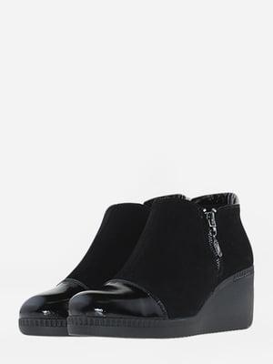 Ботинки черные | 5666527