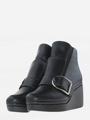 Ботинки черные   5666532