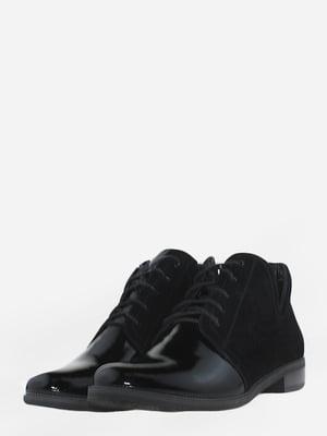 Черевики чорні | 5666533