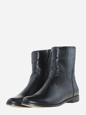 Ботинки черные   5666535