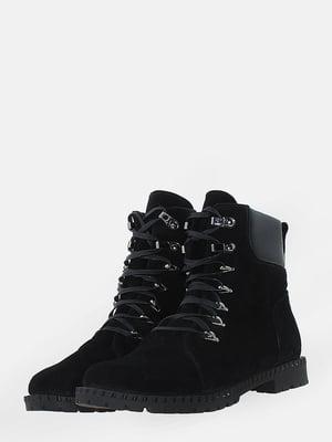 Черевики чорні | 5666536