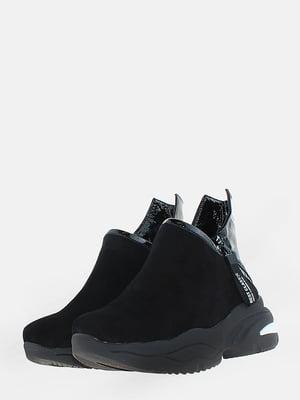 Черевики чорні | 5666537