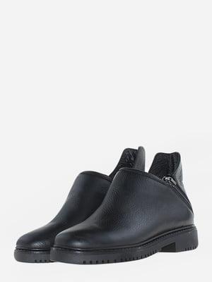 Черевики чорні | 5666544