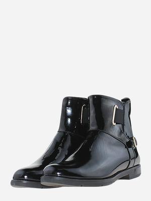 Ботинки черные | 5666548