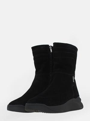 Ботинки черные   5666549