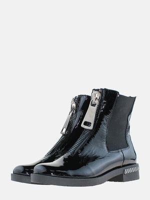 Ботинки черные | 5666554