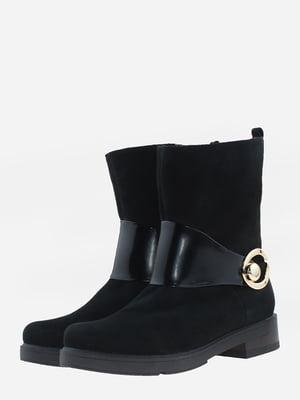 Ботинки черные | 5666570