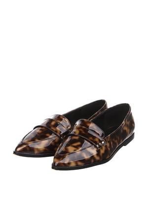 Туфлі коричневі | 5667645