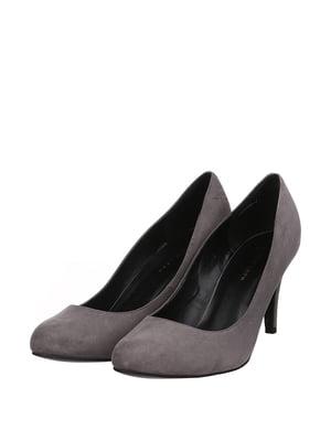 Туфлі сірі  | 5667649