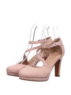 Туфлі пудрового кольору   5667659
