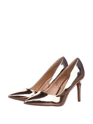 Туфли золотистого цвета | 5667667