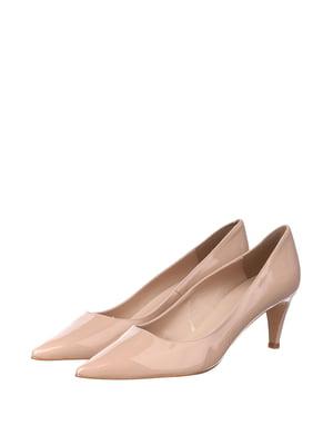 Туфлі бежеві  | 5667682