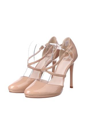 Туфли бежевые | 5667683
