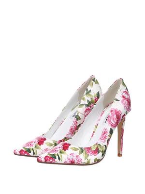 Туфли в принт | 5667685