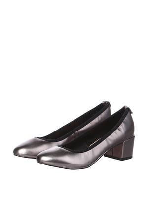 Туфли серебристого цвета | 5667686