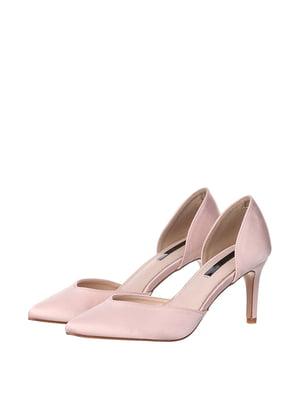 Туфли пудрового цвета | 5667689