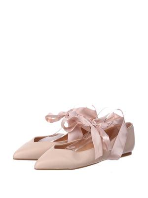 Туфли бежевые | 5667708