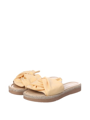 Шльопанці жовті | 5667726