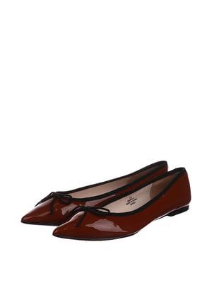 Туфлі коричневі | 5667729